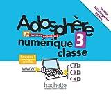 Adosphere 3 - Manuel Numerique Enrichi Pour L'Enseignant (Carte de Telechargement) (French Edition)