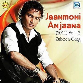 Jaanmoni Anjaana 2011, Vol. 2