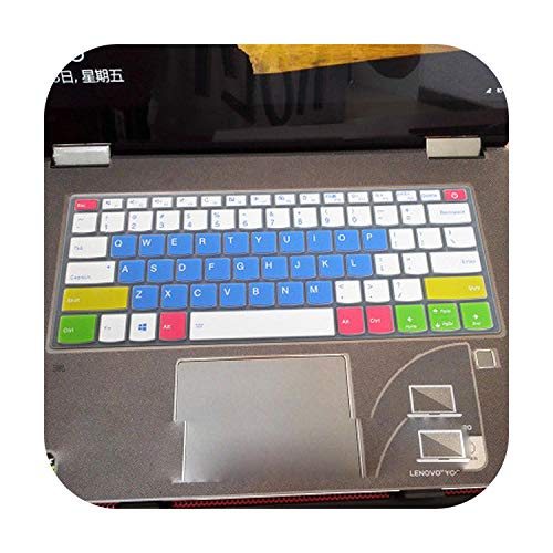 For Lenovo Ideapad S145 L340 S340 14Ast 14Iwl 14Igm 14Ikb S145-14Ast S145-14Ikb S145-14Iwl S145-14Igm 14' Laptop Keyboard Cover-Color 2-