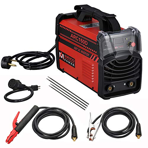 Red AMICO POWER XYST20502018 ST-205 Amp Lift-TIG Torch//Stick//Arc Welder