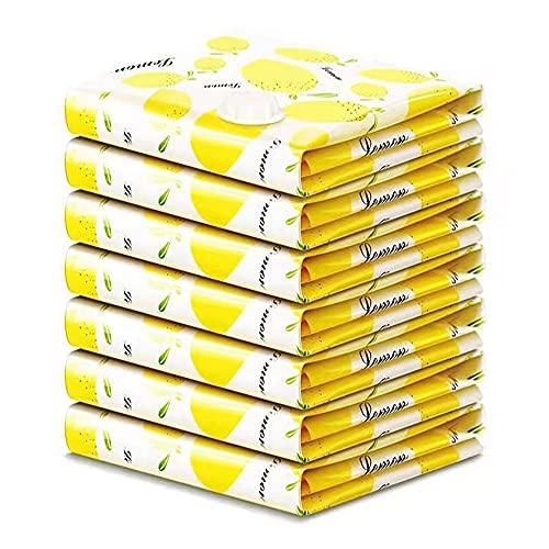 YIXINYOUPIN, sacchetti sottovuoto da 70 cm x 50 cm (75% in più di compressione) migliori sacchetti sigillanti per vestiti, piumini, lenzuola, cuscini, coperte, tende
