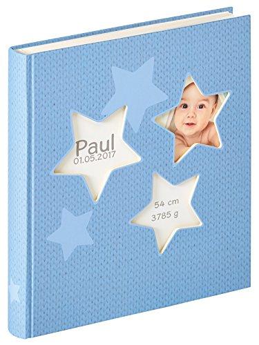 Babyalbum Estrella, 28X30,5 cm, blau
