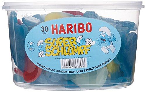 Haribo Super-Schlumpf,3er Pack (3x 1.44 kg)