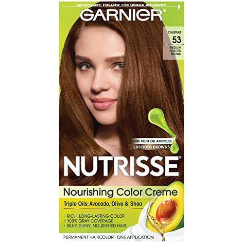 Garnier Nutrisse Haircolor, 0.46-Ounces (Packaging May Vary)