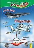 Alles über Flugzeuge: Lesezug 3. Klasse: mit Comic