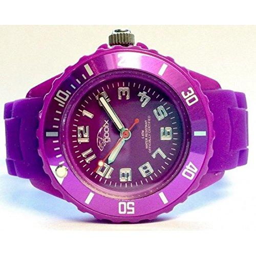 gooix gx06006100Uhr violett Damen