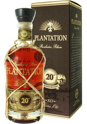 Rum Plantation Barbados Extra Old 20, 0,7