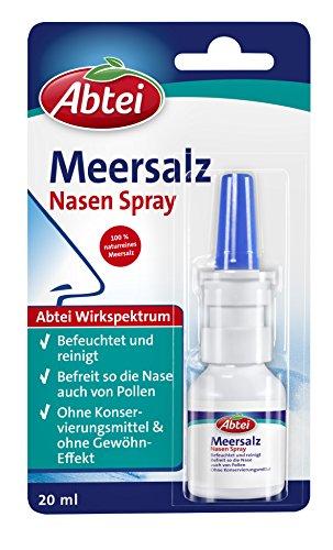 Abtei Meersalz Nasenspray, 1er Pack