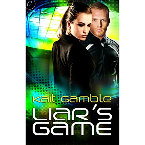 Liar's Game audiobook cover art