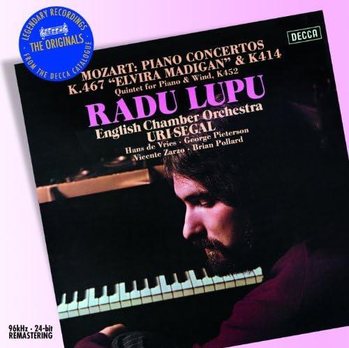 Radu Lupu, English Chamber Orchestra & Uri Segal