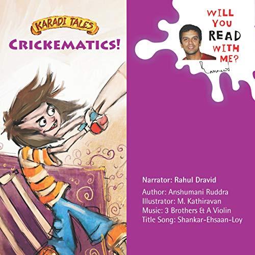 Crickematics! cover art