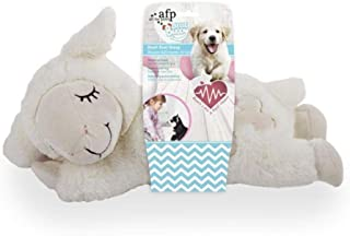 ALL FOR PAWS AFP Little Buddy - Heart Beat Sheep White