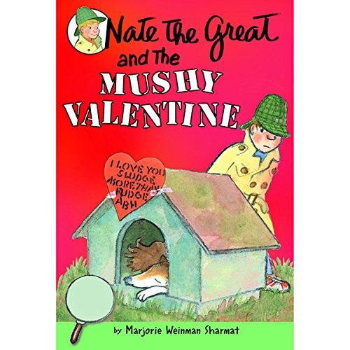 『Nate the Great and the Mushy Valentine』のカバーアート