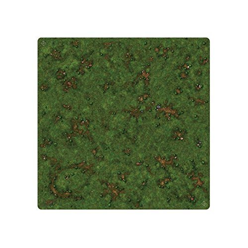 RuneWars Grassy Field Playmat