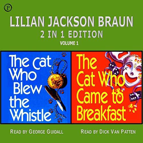 Lilian Jackson Braun 2-in-1 Edition, Volume 1 cover art