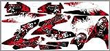 Pegatinas de Red Race-styles compatibles con Aprilia SX 125 2018 | Decals Graphics