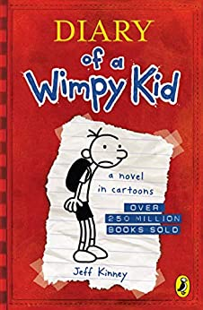Diary Of A Wimpy Kid (Book 1) by [Jeff Kinney]