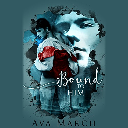 Bound to Him  audiobook cover art