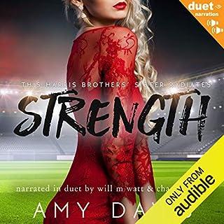 Strength audiobook cover art