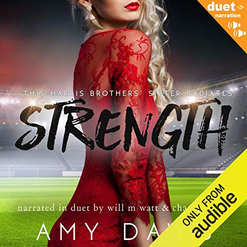 Strength cover art