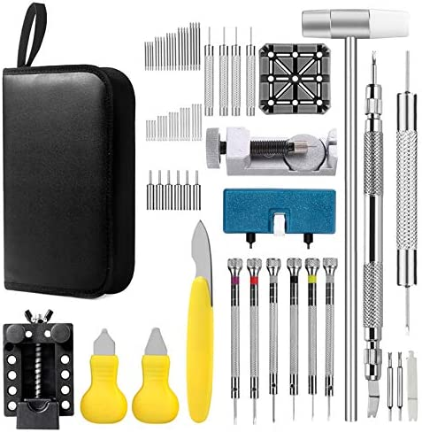 Watch Repair Kit, Professional Watch Band Link...