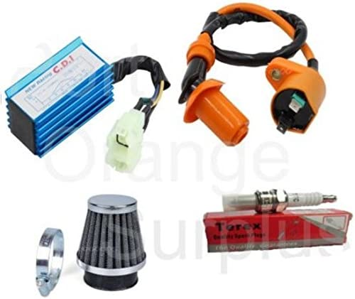 Discount mail order Hotstreet Performance AC CDI Max 41% OFF Ignition Spark Filter Air Plug Coil