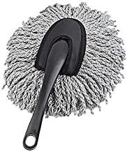 JRM's Microfiber Car Cleaning Duster Brush for Car, Home, Kitchen & Computer Cleaning (Pack of 1, Small car Duster)