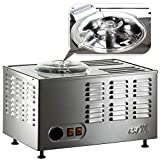 Gelatiera Professionale Musso Stella Chef - In Acciao Inox Con Dispositivo...