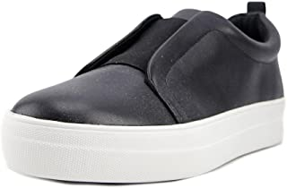 ea0030f4263 Steve Madden Womens Goals Leather Low Top Bungee Fashion Sneakers