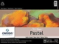 Mi-Teintes Earthtone Pastel Pad 12X16 by Mi-Teintes