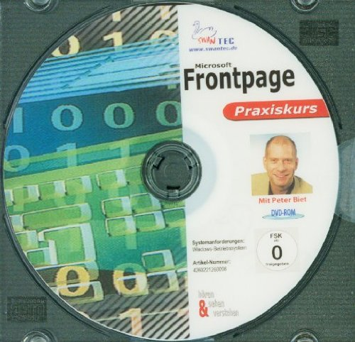 Microsoft Frontpage Praxiskurs