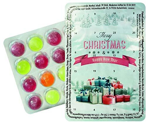Kleinster Adventskalender der Welt Der kleinste Adventskalender der Welt mit Pulmoll, Kalender Weihnachtskalender