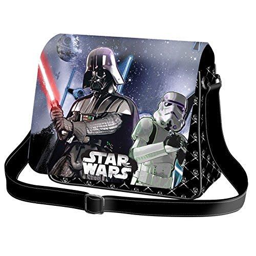 *Exclusiv*Star Wars Schultertasche Umhängetasche Reisetasche 37x29x10cm
