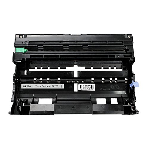 (1 Drum + 1 Toner) V4INK174; New Compatible Brother DR720 + TN750 Compatible Drum Unit and Toner cartridge Photo #6
