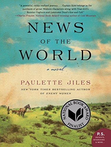 News of the World: A Novel by [Paulette Jiles]