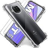 For Xiaomi Mi 10T Lite 5G Case with Screen Protector,Mi 10T