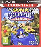 SEGA Sonic & SEGА All-Stars Racing Básico PlayStation 3 vídeo - Juego (PlayStation 3, Racing, Modo multijugador, E (para todos))
