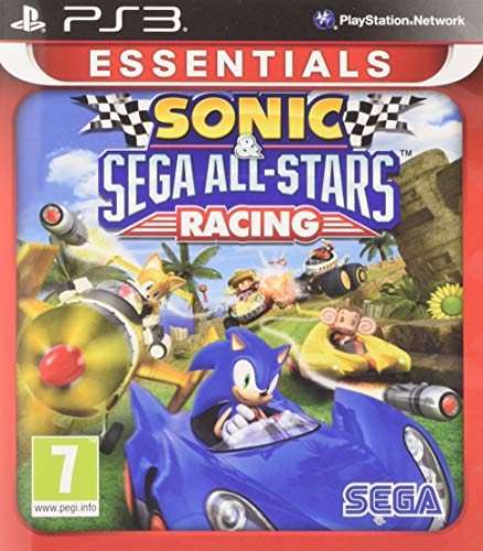 Sonic and Sega All Star Racing - PlayStation 3 (PS3)