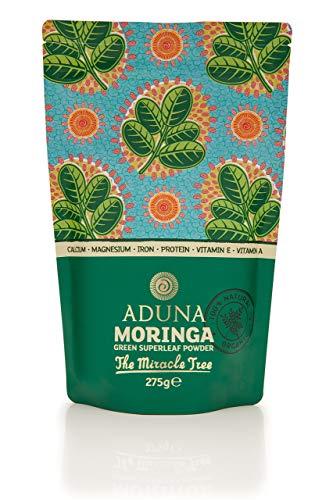 (Pack of 1) - Aduna 275 g 100 Percent Organic Moringa Superfruit Powder