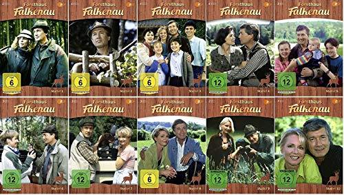 Forsthaus Falkenau - Staffel 1-10 (35 DVDs)