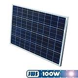 100W Polykristallines Solarmodul