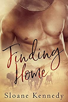 Finding Home (Finding Series, Book 1) by [Sloane Kennedy]