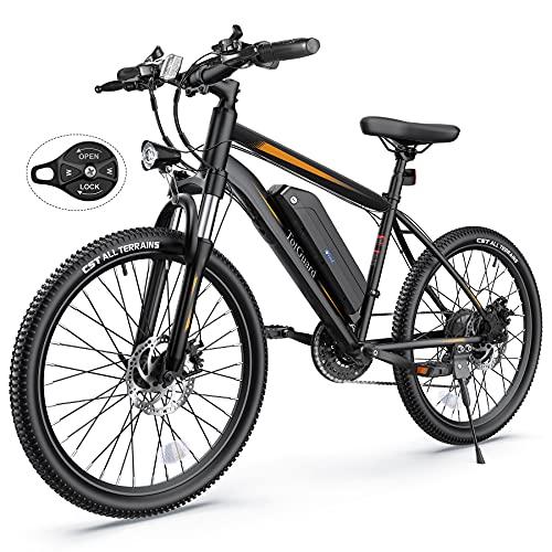 Electric Bike, TotGuard Electric Bike for Adults, 26