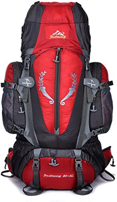 Trekking Rucksack Multifunktions Travel Travel Travel Backpack Outdoor Rucksack Bergsteigen Rucksack Trekking Rucksack große Kapazität B074T6FQT8  Am praktischsten 823a81