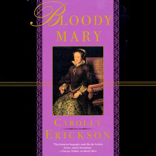 Bloody Mary audiobook cover art
