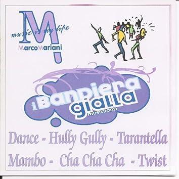 Dance - Hully Gully - Tarantella - Mambo - Cha Cha Cha - Twist
