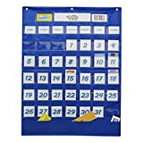 lahomia 1 Set Gráfico de Calendario Aprendizaje de Juguete para Niños Suministros de Aula