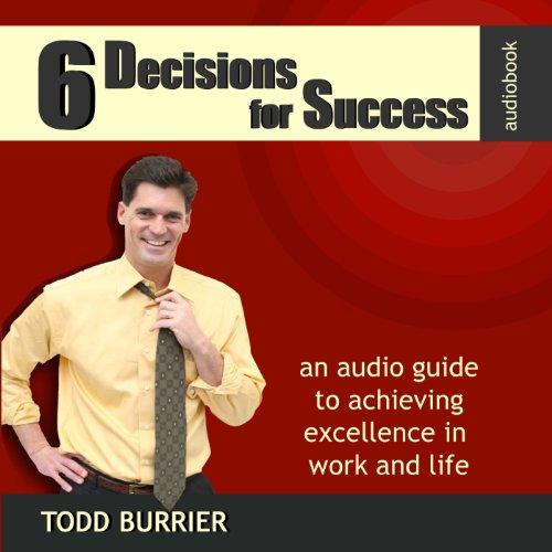 6 Decisions for Success Titelbild