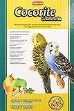 Grandmix cocorite kg 1 padovan Mangime completo per cocorite (pappagallini ondulati) Miscela di cereali e semi, con frutta disidratata, biscotti sbriciolati e conchiglie macinate, e con l'aggiunta di vitamine