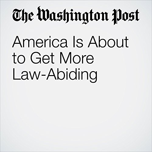 America Is About to Get More Law-Abiding copertina